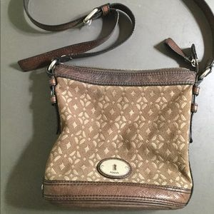 Fossil Sidebody Purse